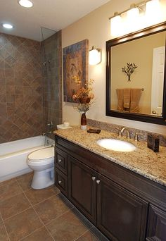 a highlands ranch guest bathroom remodel - Guest Bathroom Remodel