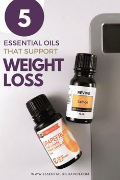 The oils can't burn calories for you. However, they can boost your metabolism, support your digestion, combat sugar cravings and more which is suitable to your health. Find out here which top 5 essential oils to use for loosing weight. #essentialoilhaven #essentialoils #weightloss Essential Oils For Colds, Making Essential Oils, Essential Oil Diffuser Blends, Essential Oil Uses, Young Living Essential Oils, Boost Your Metabolism, Metabolism Support, Homeopathic Remedies, Natural Remedies