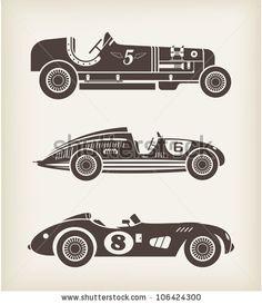 Vintage IndyCar