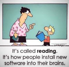 Laughter is a remedy to all ailments. Enjoy these kid-safe funny academic school jokes and feel free to share them with others who need a good laugh! I Love Books, Good Books, Books To Read, Reading Books, Reading Quotes, Reading Library, Reading Tips, Buy Books, Reading Strategies