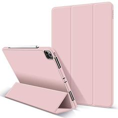 Best Ipad, New Ipad Pro, Ipad Pro 12 9, Leather Cover, Pink Leather, Camara Canon Eos, Telephone Samsung, Cute Ipad Cases, Quinceanera Favors