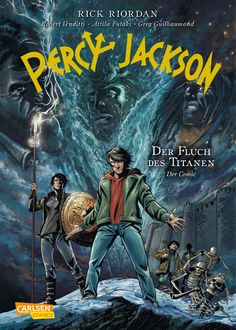 The sea of monsters pdf ebooks download pinterest monsters percy jackson and the olympians titans curse the graphic novel the percy jackson the olympians fandeluxe Image collections