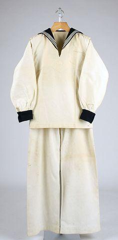 Sailor suit, 1920's, American