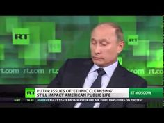 Putin talks about his views regarding Iran and Israeli security concerns.