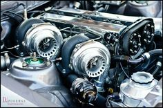 2JZ Twin Turbo's