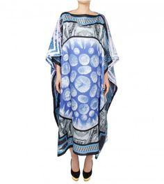 Andrea Crews Multi Coloured Digital Print Scarf Dress Scarf Dress, Digital Prints, Kimono Top, Cover Up, Color, Tops, Dresses, Women, Fashion