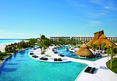 All-inclusive honeymoon resort in Riviera Maya Mexico   Secrets Maroma Beach