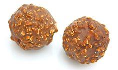 Bombones Ferrero Rocher Casi Iguales   Recetas de Chocolate