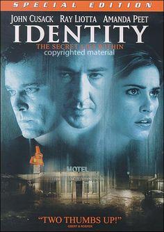 Identity (DVD 2003) | DVD Empire