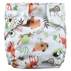 Babyland Baby Washable Pocket Cloth Diaper Nappy with 1 Inserts Liner - http://baby.goshoppins.com/diapering/babyland-baby-washable-pocket-cloth-diaper-nappy-with-1-inserts-liner/