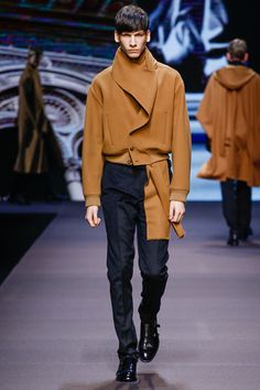 Ermenegildo Zegna Fall-Winter 2014 Men's Collection