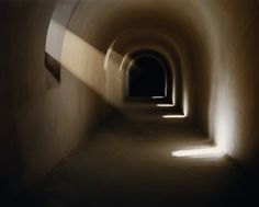 Tunnel #2 - James Casebere