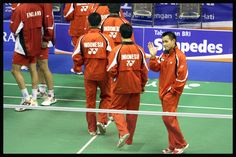 Thomas Cup 2008 - INDONESIA