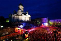 Helsinki Midnight Run, Saturday 3rd September 2011.