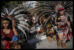 native american dancers by chuckmoody, via Flickr