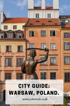 City guide: Things to do in Warsaw, Poland A complete city guide of things to do, where to stay and what /where to eat in Warsaw, Poland. www.yokomeshi.co.uk