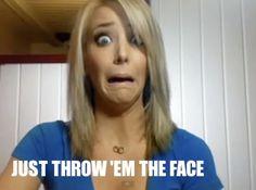 Jenna Marbles!! Haha