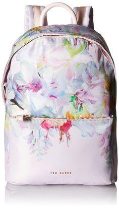 Amazon.com: Ted Baker Freia Fashion Backpack, Baby Pink, One Size: Clothing