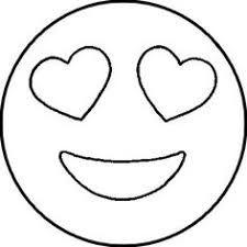 Resultado De Imagen Para Imagenes Sin Colorear De Emojis