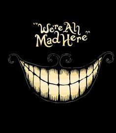 Alice In Wonderland- Cheshire Cat Tattoo