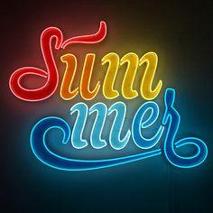 Summer on Behance
