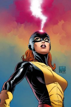 Marvel Girl Jean Grey