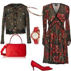 b7716dd909e1 Toni autunnali  outfit donna Bon Ton per ufficio