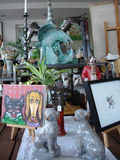 Naša predajná galéria MAGIS ART v Bratislave na Pribylinskej 4 (Žabí majer). Mapku nájdete na www.magis.sk