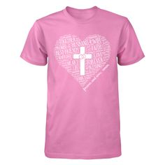 Forever and Ever Amen - Unisex Crew Candy Pink