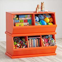 Storagepalooza (Orange)  | The Land of Nod