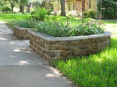 Stone-Planter