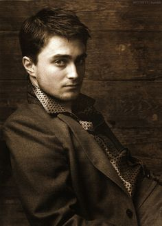 Daniel Radcliffe Photographed by Annie Leibovitz