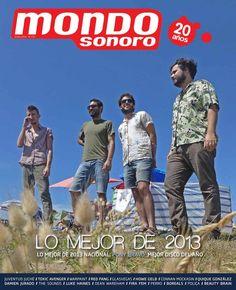 #Mondosonoro  213. Lo mejor de 2013.