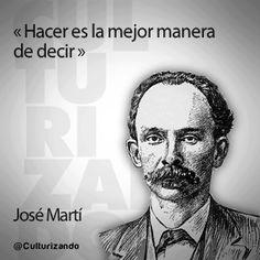 cita #frases escritor Jose Marti