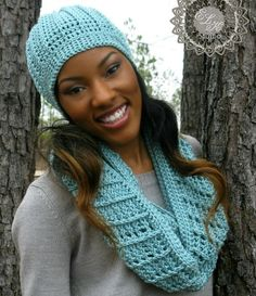 The Country Appeal free crochet beanie is now available for you! It a free pattern to go along with the Country Appeal free infinity scarf pattern.