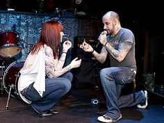 Backstreet Boy A.J. McLean Proposes on Stage http://www.people.com/people/article/0,,20335897,00.html