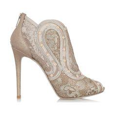 René Caovilla shoes via Stylect: £395