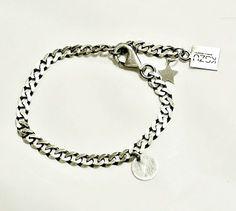KSZU- Silver Chain [pr925] Personalized Items, Chain, Silver, Jewelry, Jewlery, Jewerly, Necklaces, Schmuck, Jewels