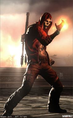 Infamous/ Dishonored combined? e3o Wha? Either way, it's cool XD -Will