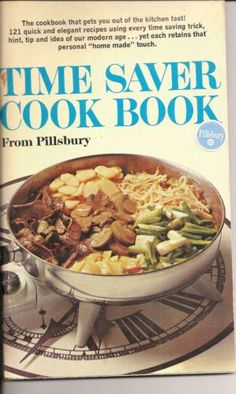 Time Saver Cook Book-1967