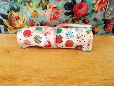 Check out this item in my Etsy shop https://www.etsy.com/uk/listing/269692905/multicoloured-sheep-crayon-roll-pencil