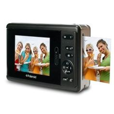 Polaroid Instant Digital Camera.  Want a digital camera, but also be able print your pictures instantly? The Polaroid Instant Digital Camera brings you the nostalgia of the old polariods but the technological advancement of today's modern digital cameras. Price: $179.95