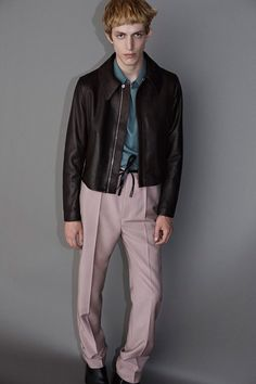 Acne unveiled its Spring/Summer 2016 menswear collection.