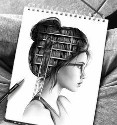 Dessiner une fille dessin ado fille dessin de fille cool idée à faire livres pensees fille hipster