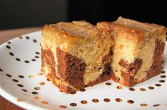 Ipso Fatto: Elvis Was Really onto Something: Food & Wine Chocolate-Peanut Butter-Banana Upside-Down Cake