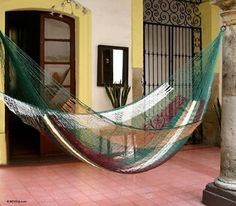 mexican living, mexistyle juan of words Hammock. mexican living, mexistyle juan of words Mexican Patio, Mayan Hammock, Pergola Attached To House, Hammock Stand, Back Patio, Furniture Deals, My Dream Home, Cool Pictures, House Styles