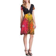 Chollo en Amazon España: Vestido Ely Desigual desde solo 27,68€ (hasta un 67% de descuento sobre el precio de venta recomendado y precio mínimo histórico)
