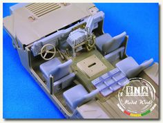 Legend Productions 1/35 HMMWV Humvee Interior Set for Tamiya kit picclick.com