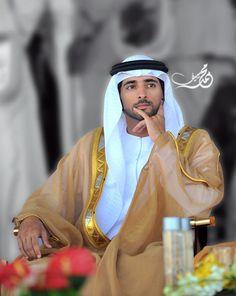 Hamdan bin Mohammed bin Rashid Al Maktoum (13/02/2013). Fotografía: Mohammed Saif