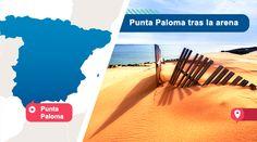 Punta Paloma tras la arena   BlaBlaCar.es